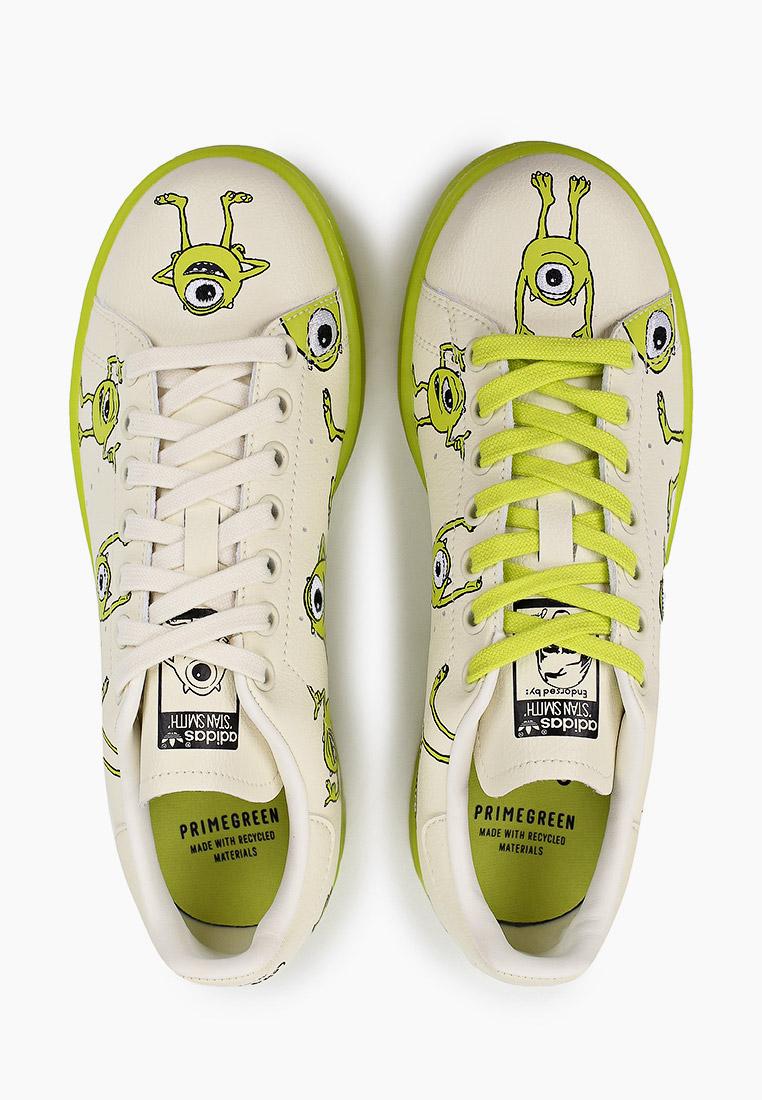 Мужские кеды Adidas Originals (Адидас Ориджиналс) FZ2706: изображение 4