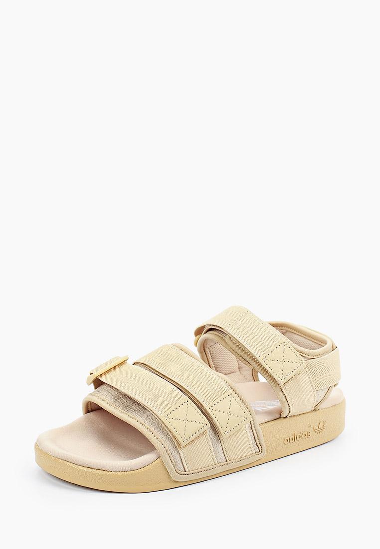 Мужские сандалии Adidas Originals (Адидас Ориджиналс) FX5898: изображение 2