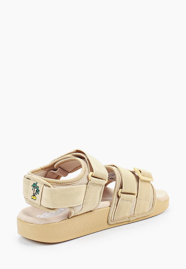 Мужские сандалии Adidas Originals (Адидас Ориджиналс) FX5898: изображение 3