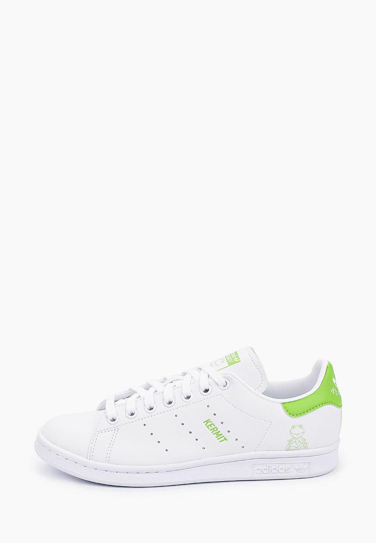 Мужские кеды Adidas Originals (Адидас Ориджиналс) FX5550: изображение 1