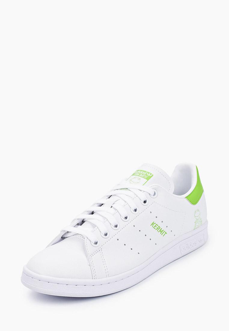 Мужские кеды Adidas Originals (Адидас Ориджиналс) FX5550: изображение 2
