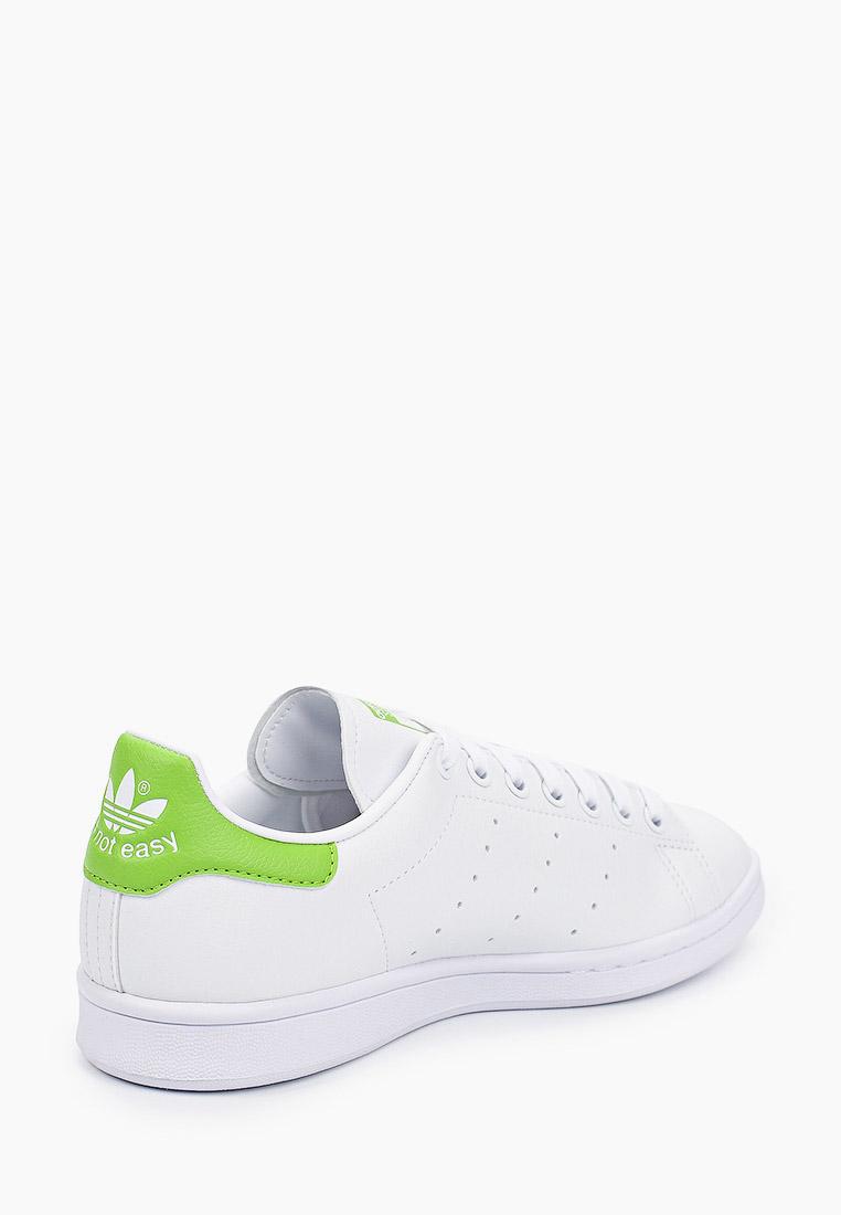 Мужские кеды Adidas Originals (Адидас Ориджиналс) FX5550: изображение 3