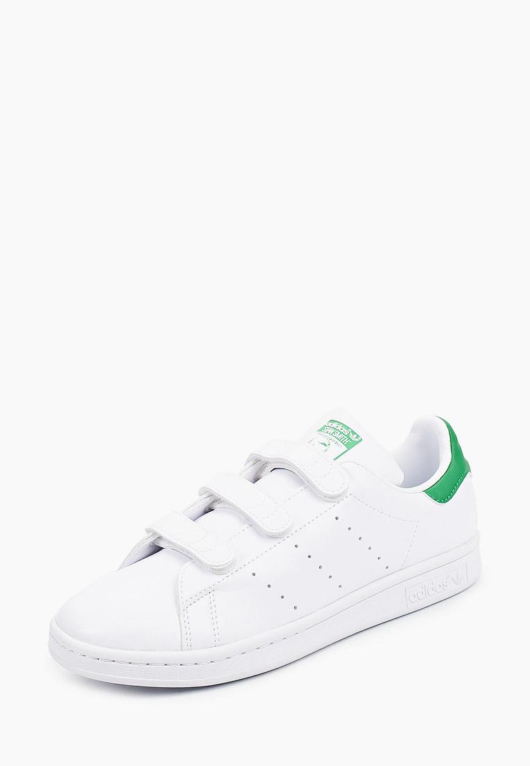 Мужские кеды Adidas Originals (Адидас Ориджиналс) FX5509: изображение 2