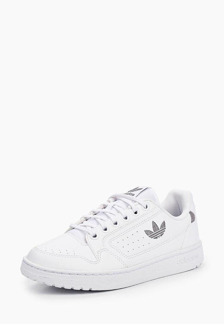 Мужские кеды Adidas Originals (Адидас Ориджиналс) FZ2246: изображение 2