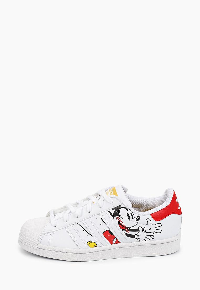 Мужские кеды Adidas Originals (Адидас Ориджиналс) GW2248