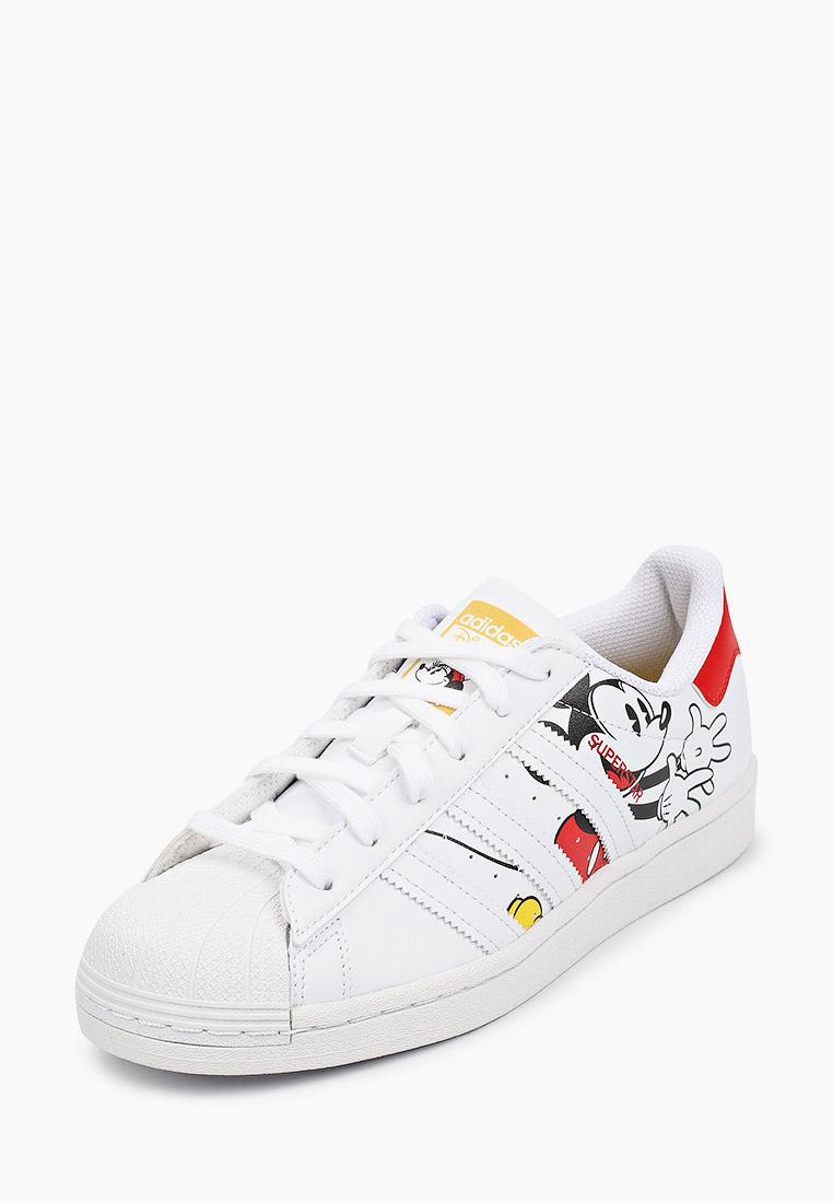 Мужские кеды Adidas Originals (Адидас Ориджиналс) GW2248: изображение 2