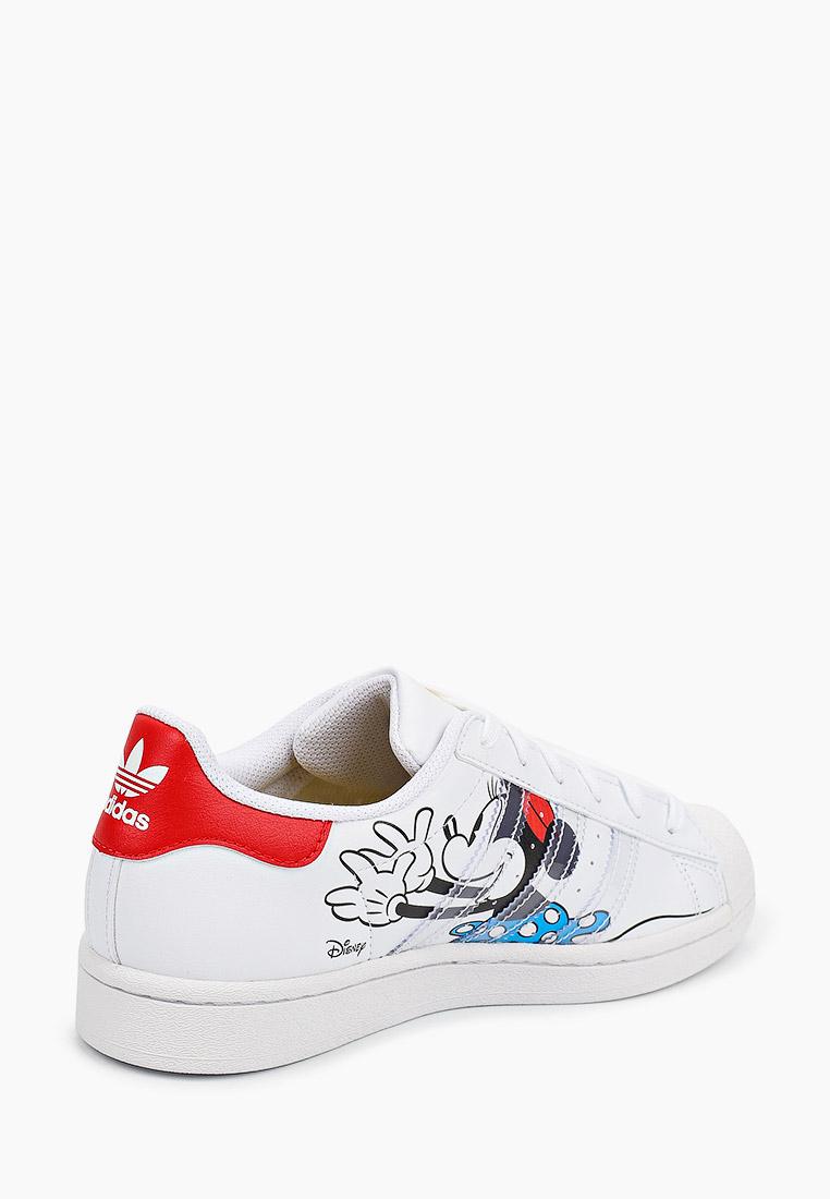 Мужские кеды Adidas Originals (Адидас Ориджиналс) GW2248: изображение 3