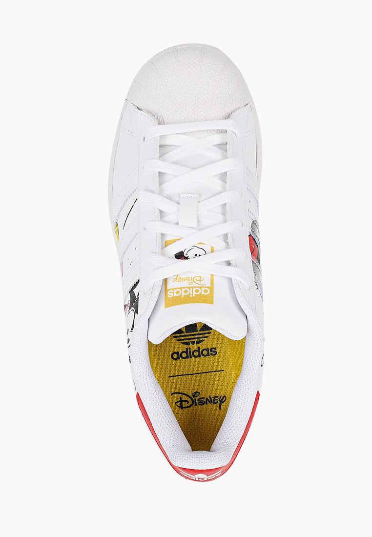 Мужские кеды Adidas Originals (Адидас Ориджиналс) GW2248: изображение 4