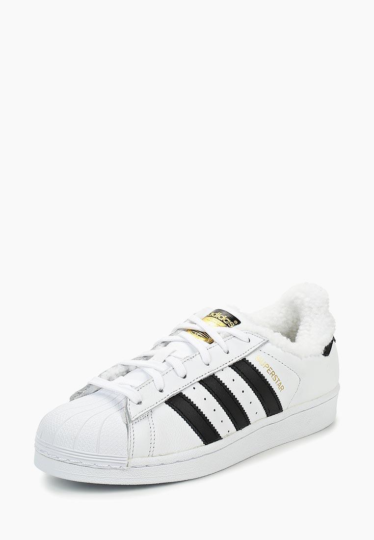 Женские кеды Adidas Originals (Адидас Ориджиналс) CP9630