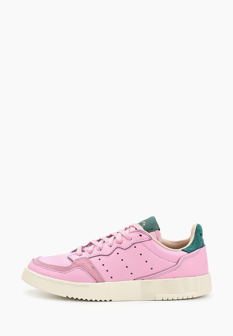Женские кеды Adidas Originals (Адидас Ориджиналс) EF9220