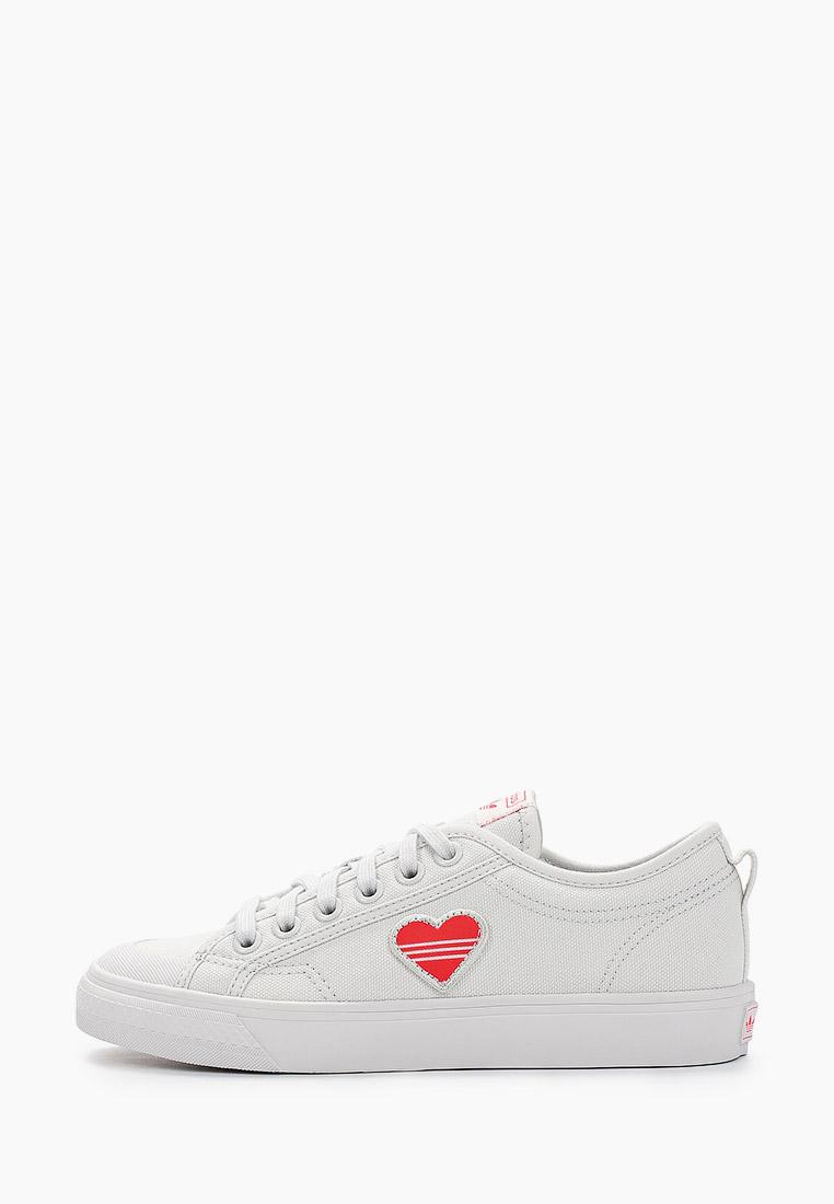 Женские кеды Adidas Originals (Адидас Ориджиналс) EF5074