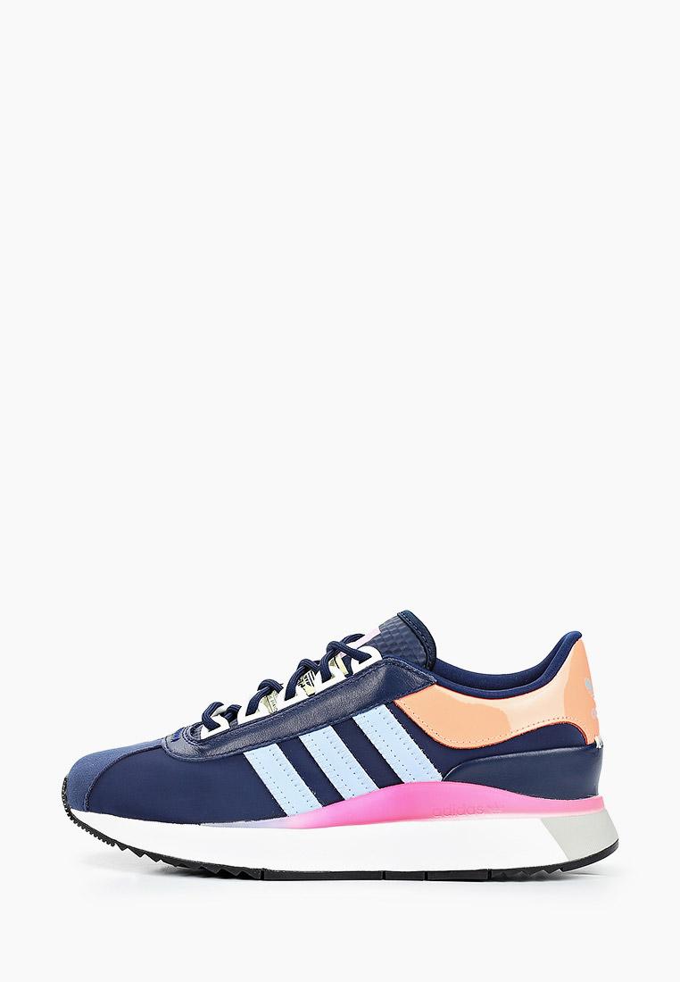 Женские кроссовки Adidas Originals (Адидас Ориджиналс) EF5547