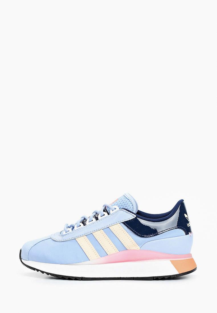 Женские кроссовки Adidas Originals (Адидас Ориджиналс) EF5548