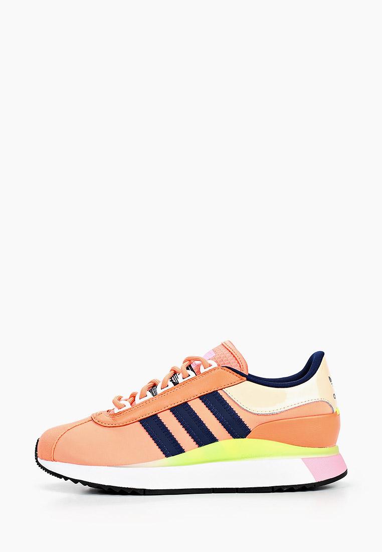 Женские кроссовки Adidas Originals (Адидас Ориджиналс) EF5549