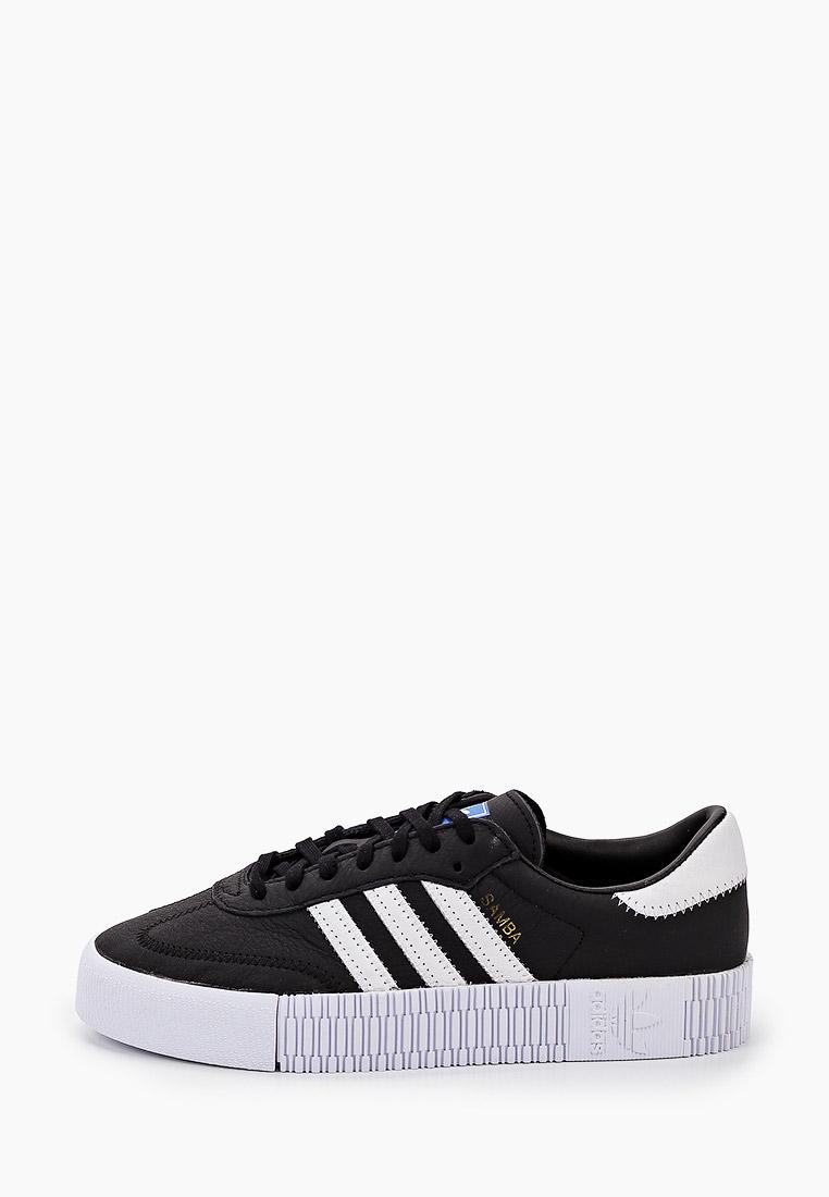Женские кеды Adidas Originals (Адидас Ориджиналс) FV0766