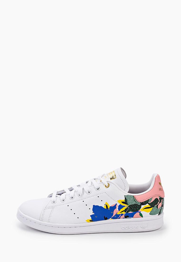 Женские кеды Adidas Originals (Адидас Ориджиналс) FW2522