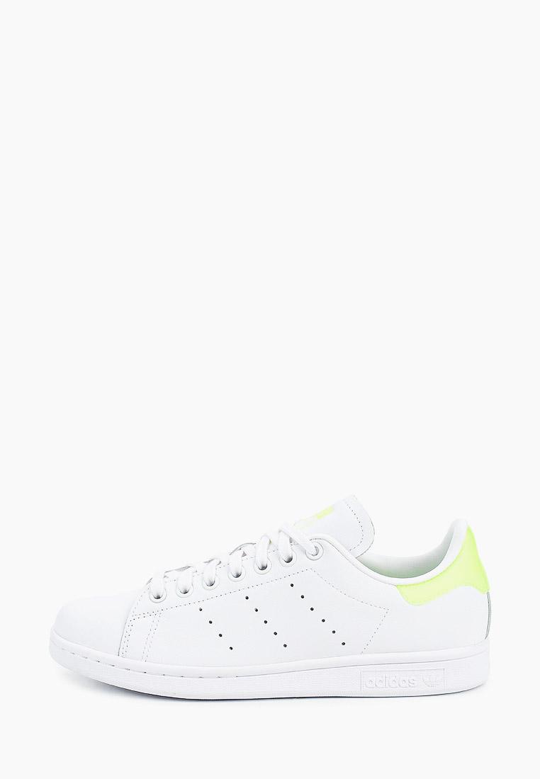 Женские кеды Adidas Originals (Адидас Ориджиналс) FU9650