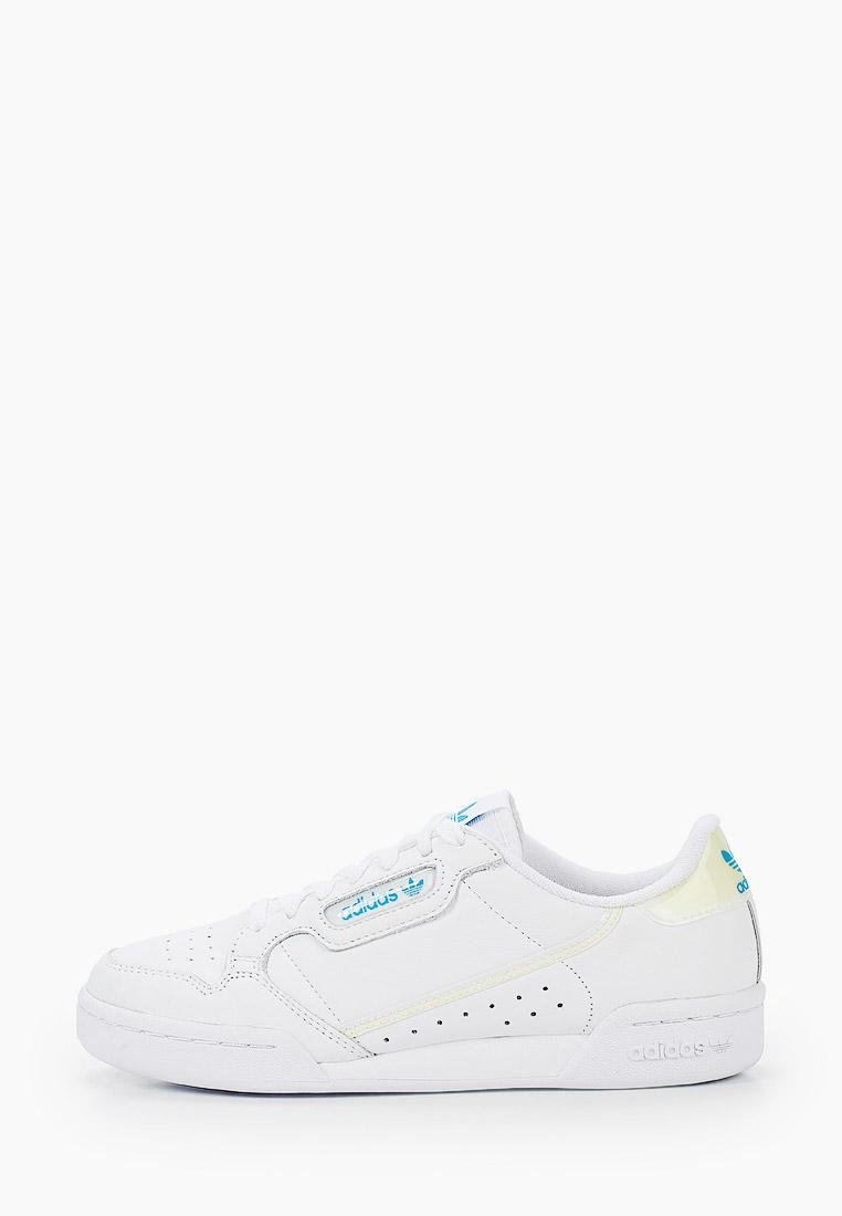 Женские кроссовки Adidas Originals (Адидас Ориджиналс) FU9975