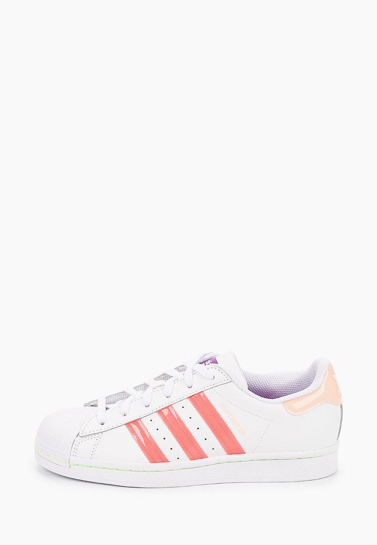Женские кеды Adidas Originals (Адидас Ориджиналс) FW2502