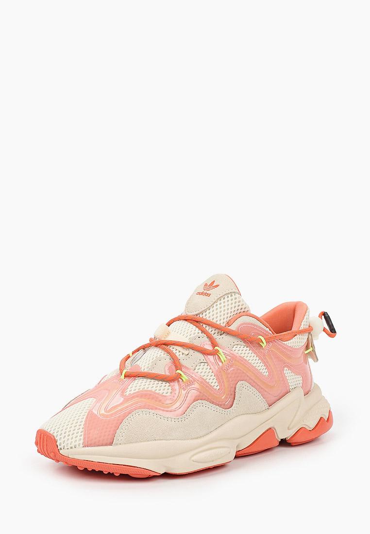 Женские кроссовки Adidas Originals (Адидас Ориджиналс) H01568: изображение 2