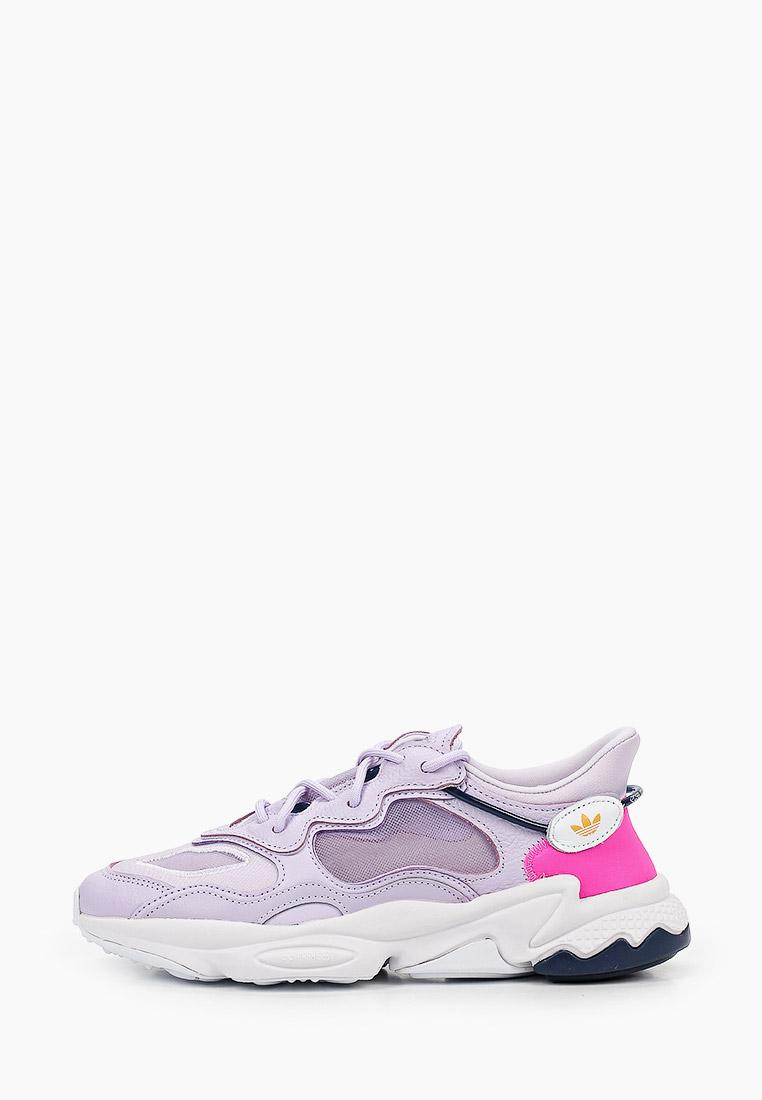 Женские кроссовки Adidas Originals (Адидас Ориджиналс) G55648