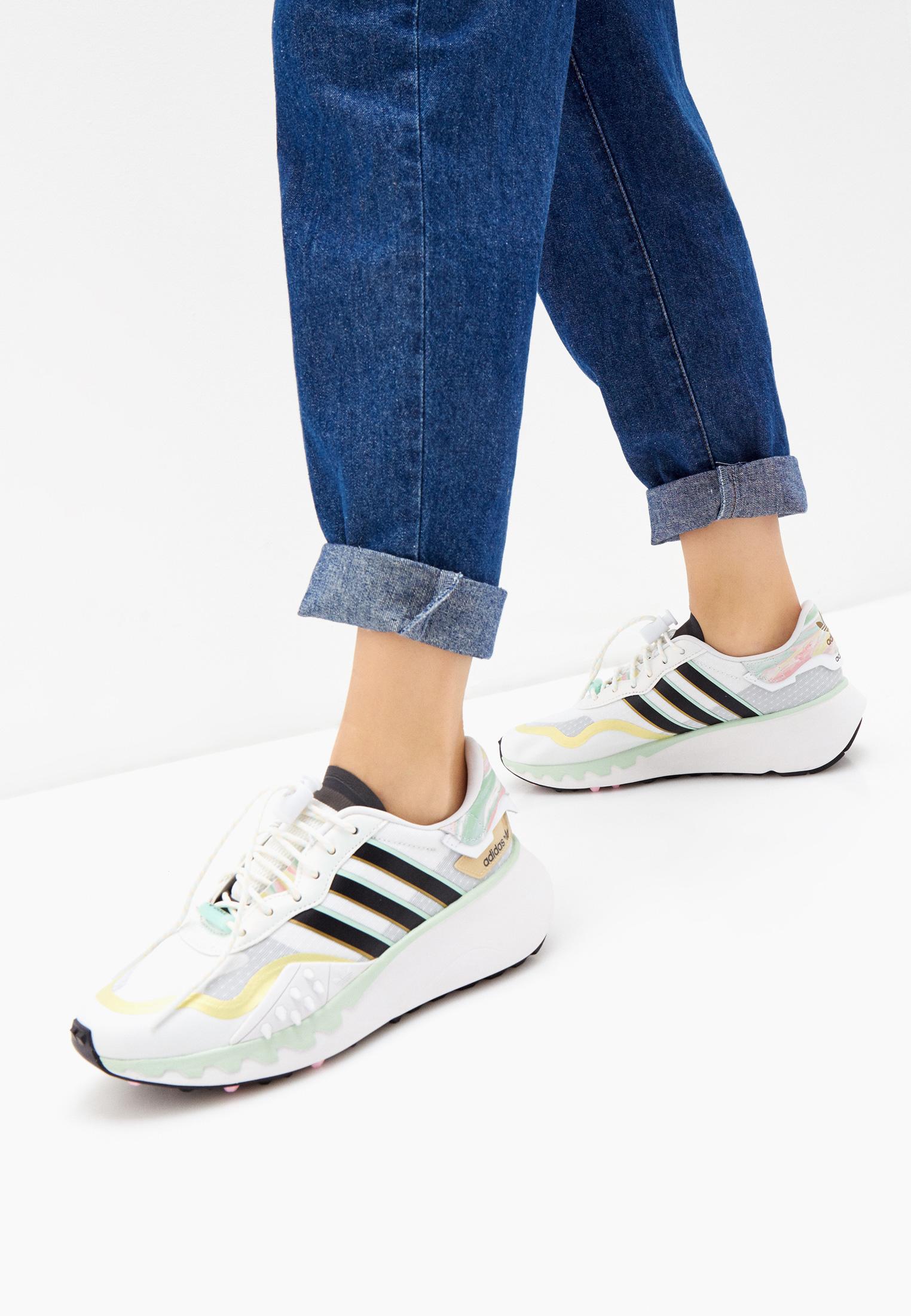 Женские кроссовки Adidas Originals (Адидас Ориджиналс) FY6731: изображение 6