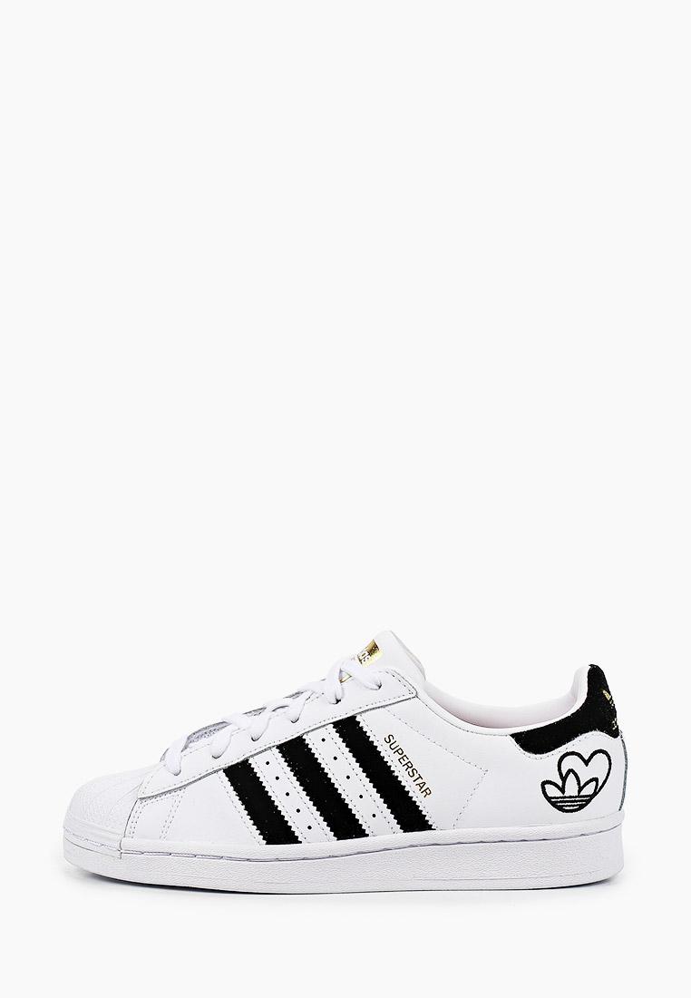 Женские кеды Adidas Originals (Адидас Ориджиналс) FY4755