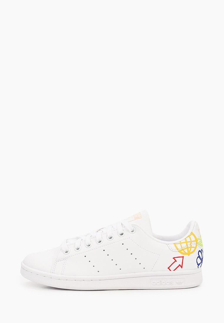 Женские кеды Adidas Originals (Адидас Ориджиналс) FX5679