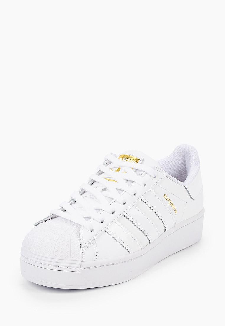 Женские кеды Adidas Originals (Адидас Ориджиналс) FV3334: изображение 2