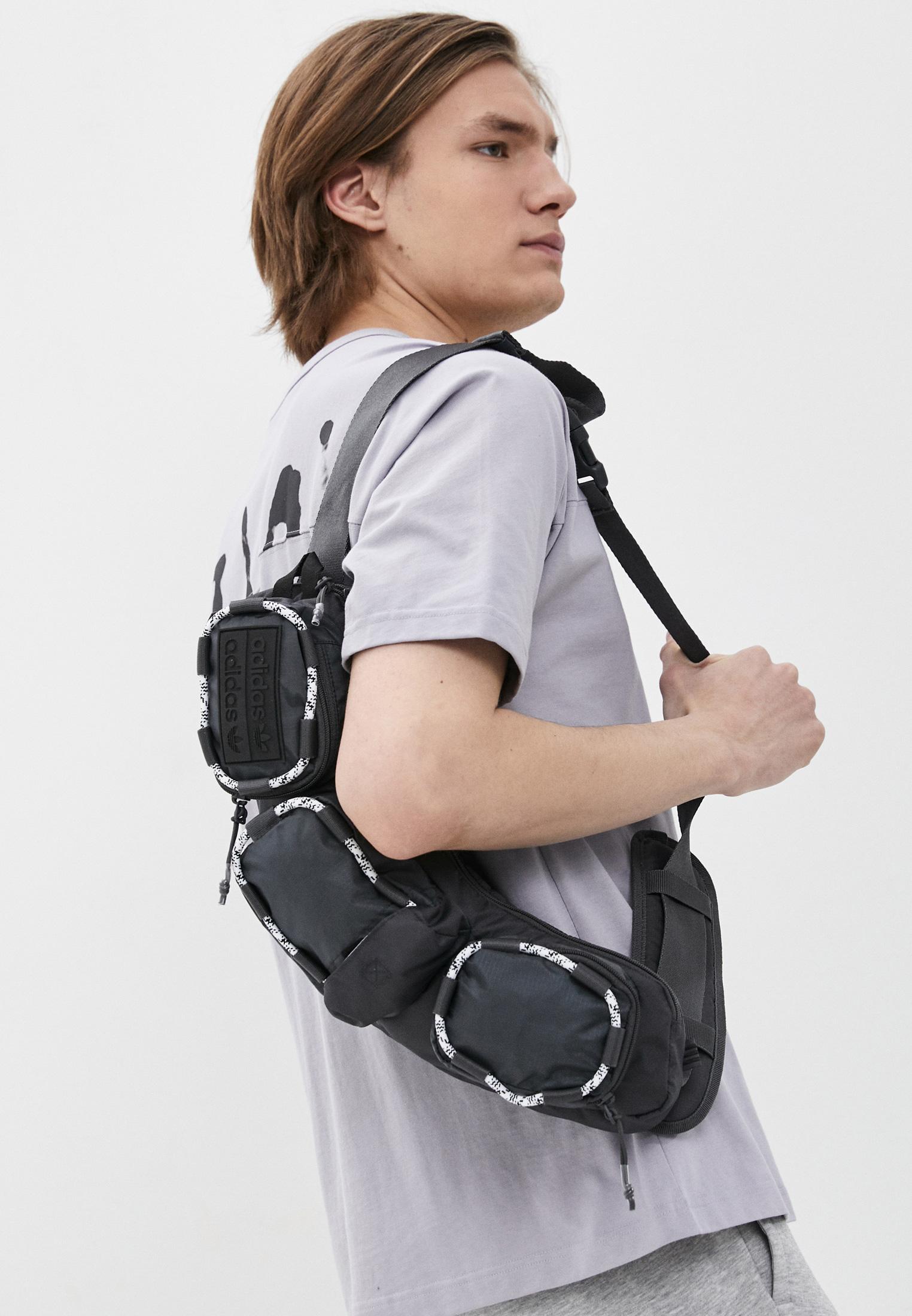 Спортивная сумка Adidas Originals (Адидас Ориджиналс) Сумка поясная adidas Originals
