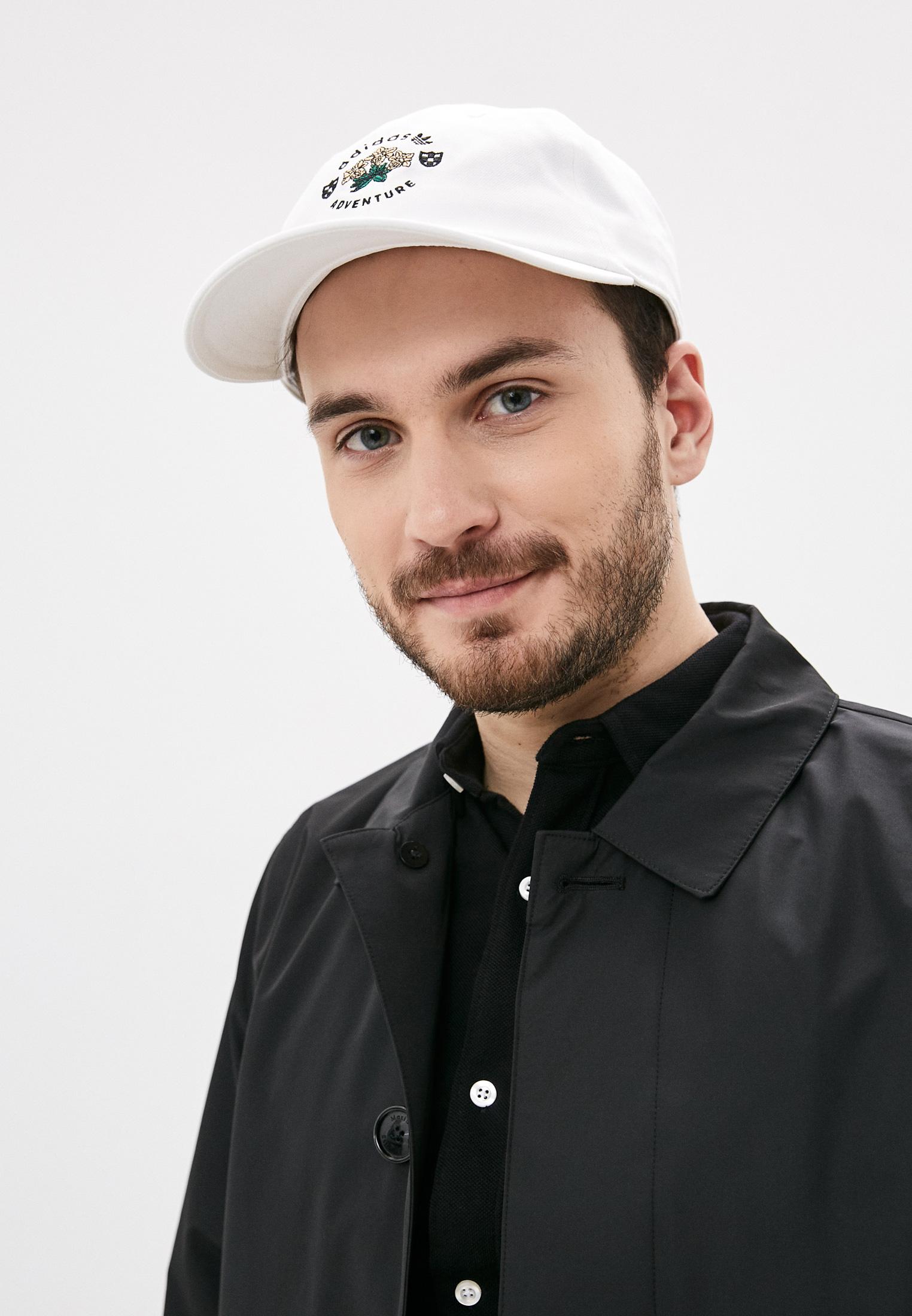 Головной убор Adidas Originals (Адидас Ориджиналс) Бейсболка adidas Originals