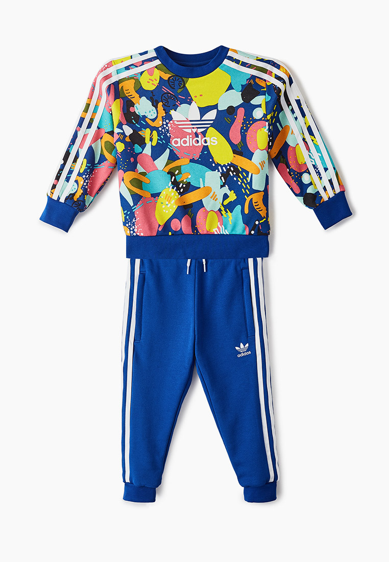 Спортивный костюм Adidas Originals (Адидас Ориджиналс) ED7775