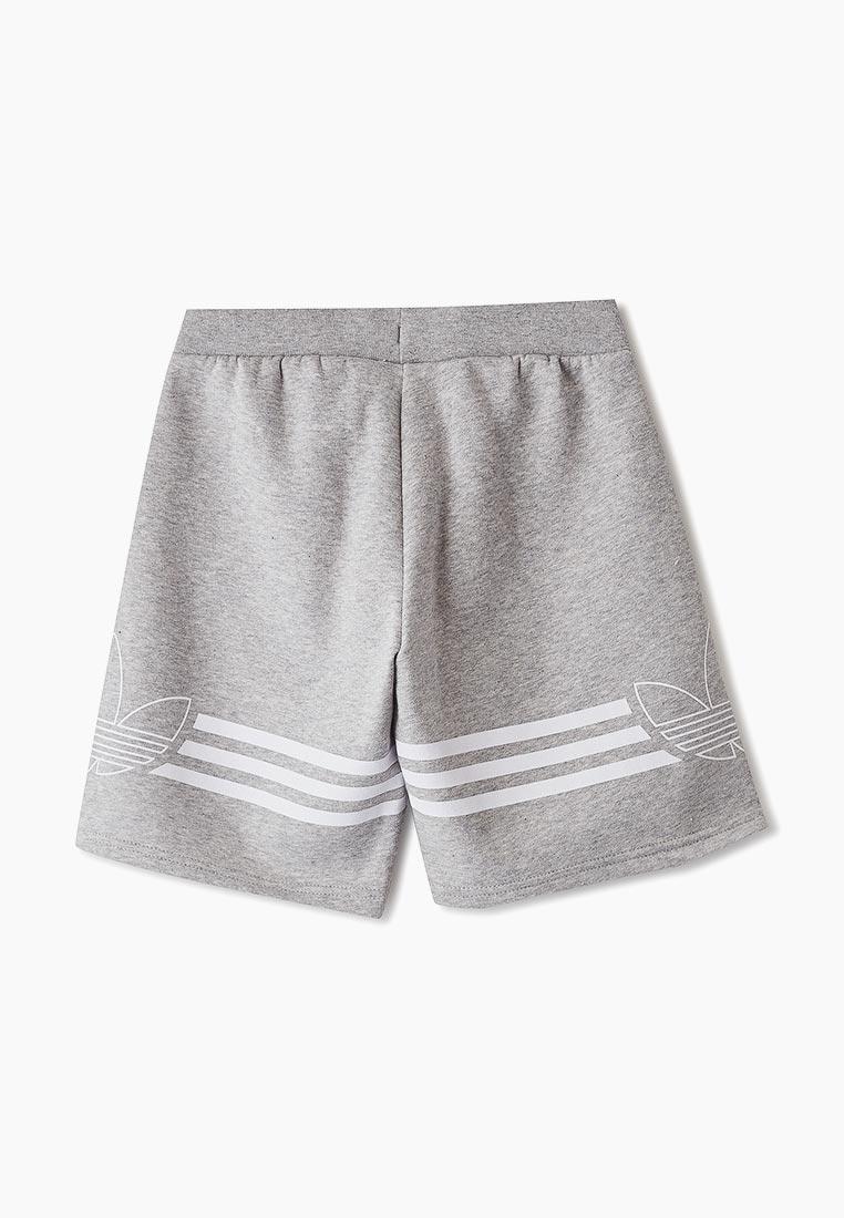 Шорты для мальчиков Adidas Originals (Адидас Ориджиналс) ED7844: изображение 2