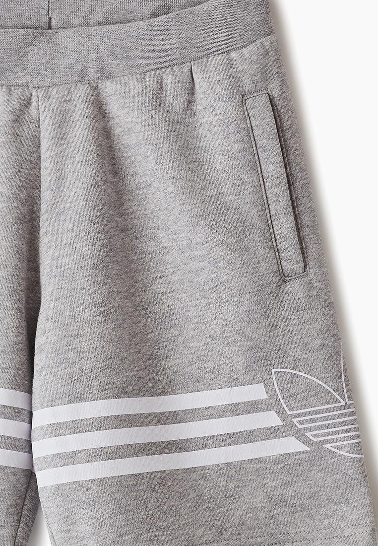 Шорты для мальчиков Adidas Originals (Адидас Ориджиналс) ED7844: изображение 3