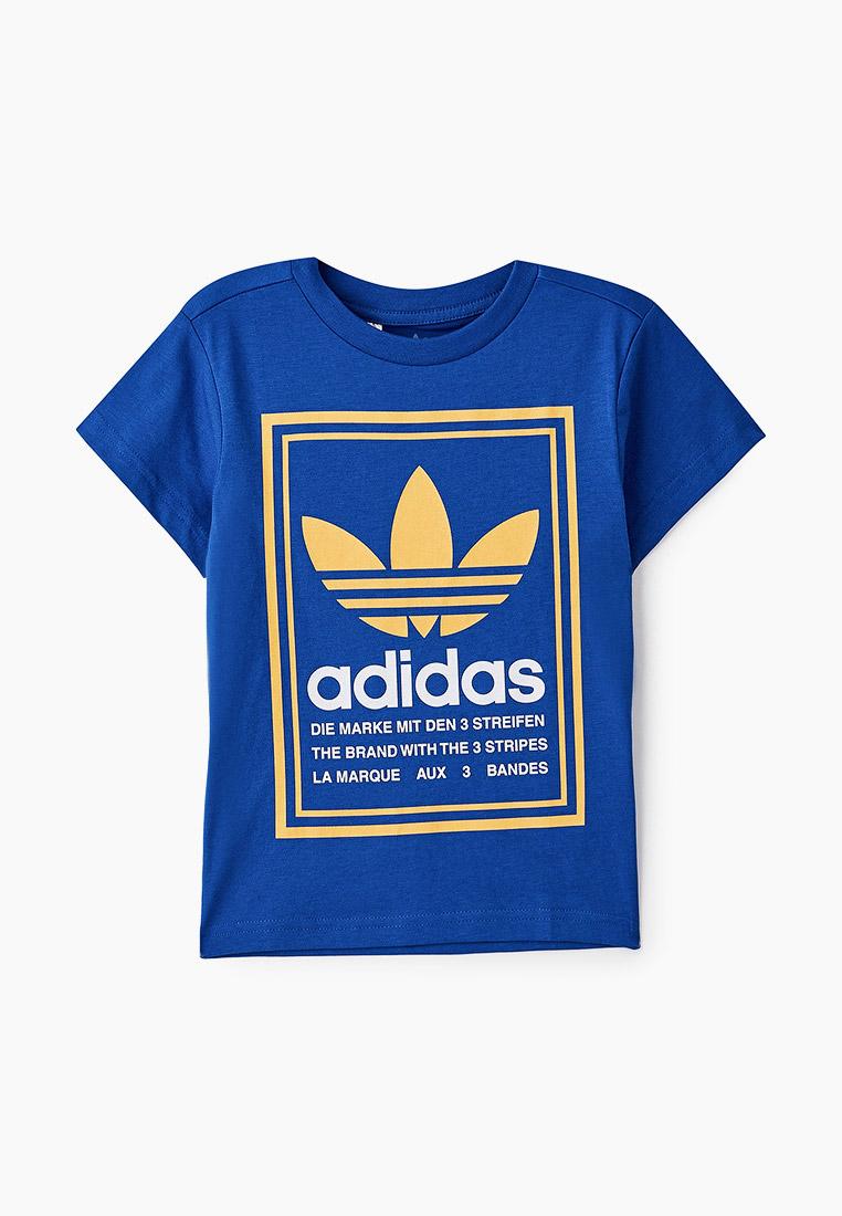 Футболка Adidas Originals (Адидас Ориджиналс) GD2825: изображение 1