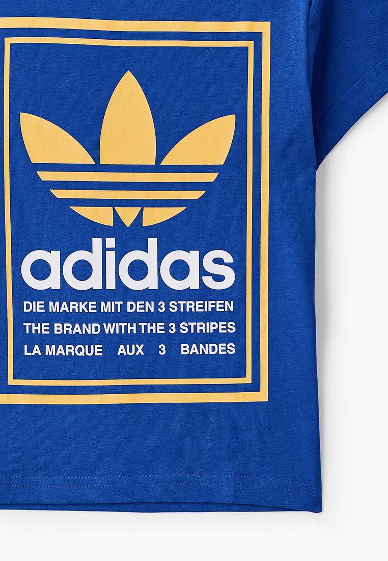 Футболка Adidas Originals (Адидас Ориджиналс) GD2825: изображение 3
