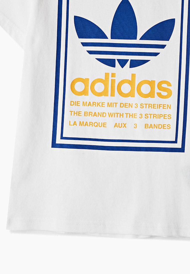 Футболка Adidas Originals (Адидас Ориджиналс) GD2800: изображение 3