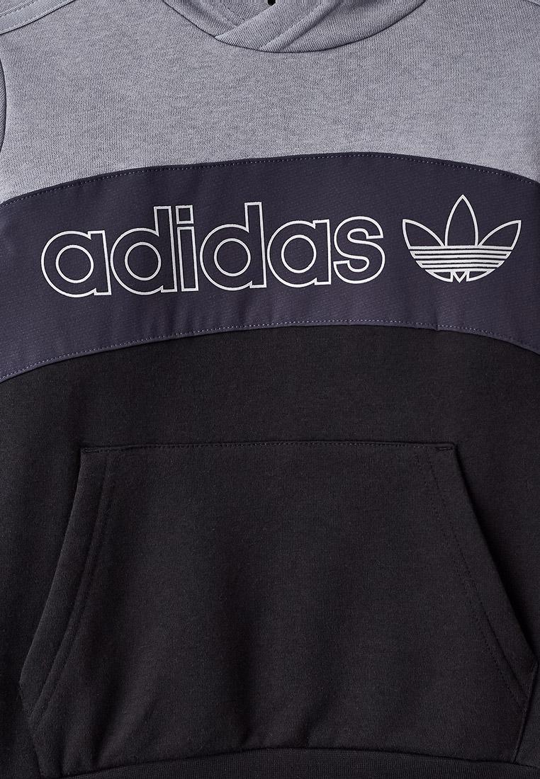Толстовка Adidas Originals (Адидас Ориджиналс) GD2736: изображение 3