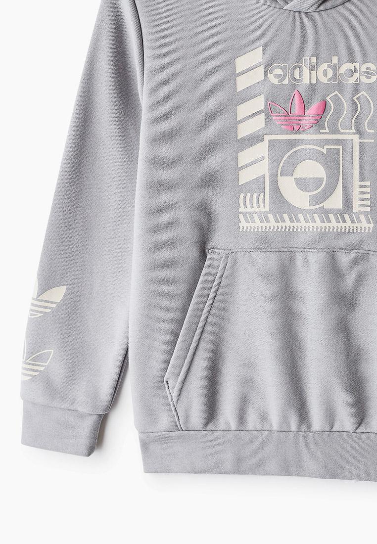 Толстовка Adidas Originals (Адидас Ориджиналс) GN2177: изображение 3