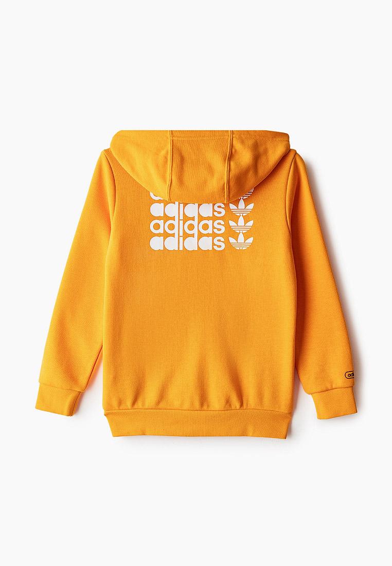Толстовка Adidas Originals (Адидас Ориджиналс) GN4256: изображение 3
