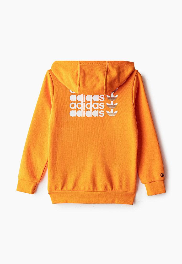 Толстовка Adidas Originals (Адидас Ориджиналс) GN4256: изображение 2