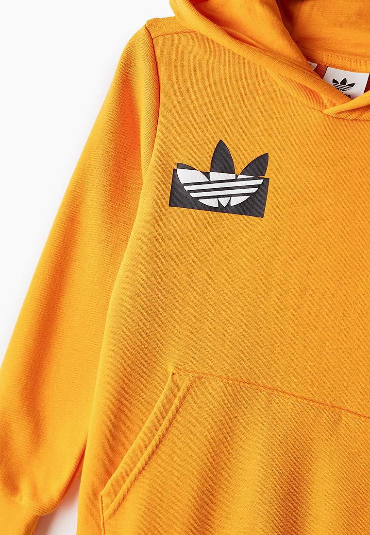 Толстовка Adidas Originals (Адидас Ориджиналс) GN4256: изображение 5