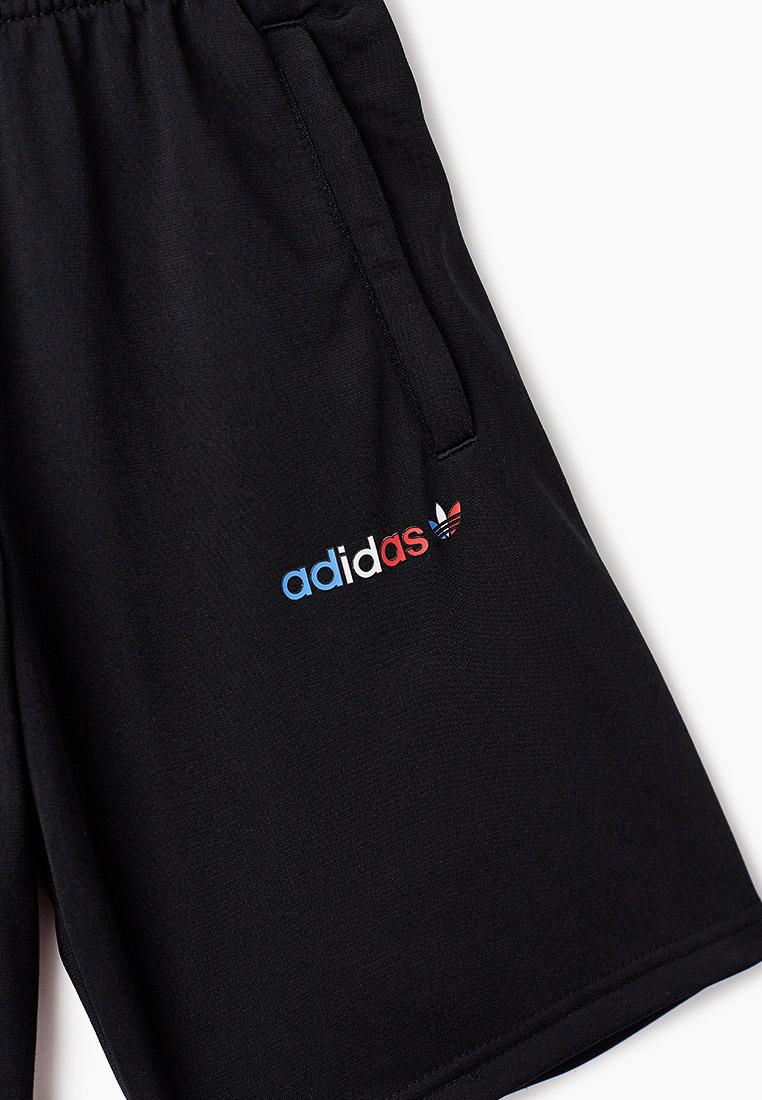 Шорты для мальчиков Adidas Originals (Адидас Ориджиналс) GN7509: изображение 3