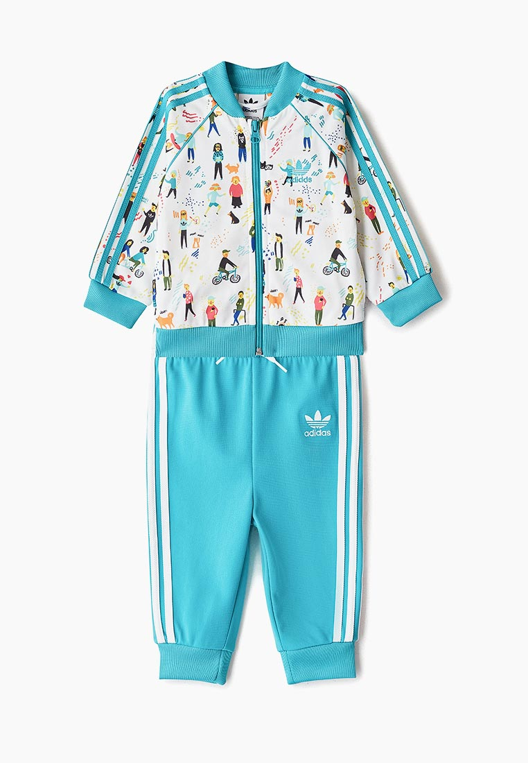 Спортивный костюм Adidas Originals (Адидас Ориджиналс) ED7708