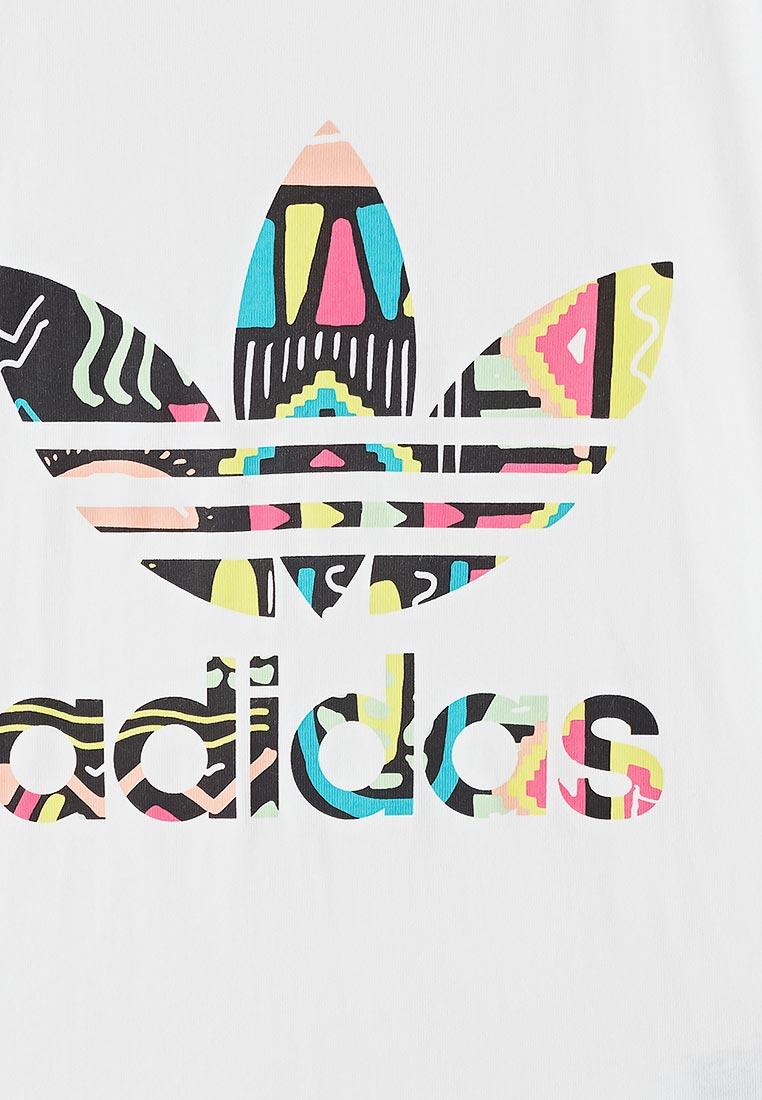 Футболка Adidas Originals (Адидас Ориджиналс) ED7871: изображение 3