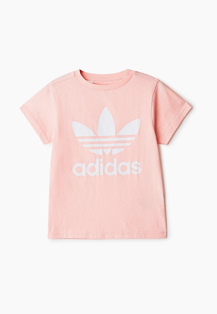 Футболка Adidas Originals (Адидас Ориджиналс) FM5661