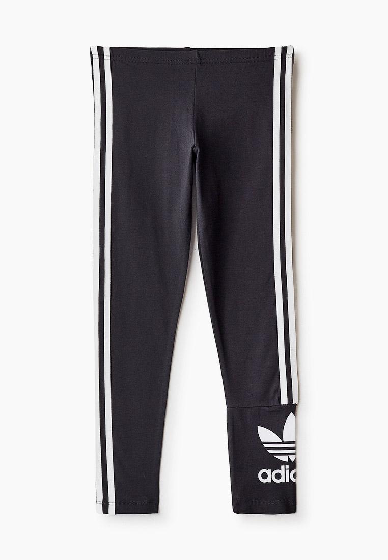 Леггинсы для девочек Adidas Originals (Адидас Ориджиналс) FM5686