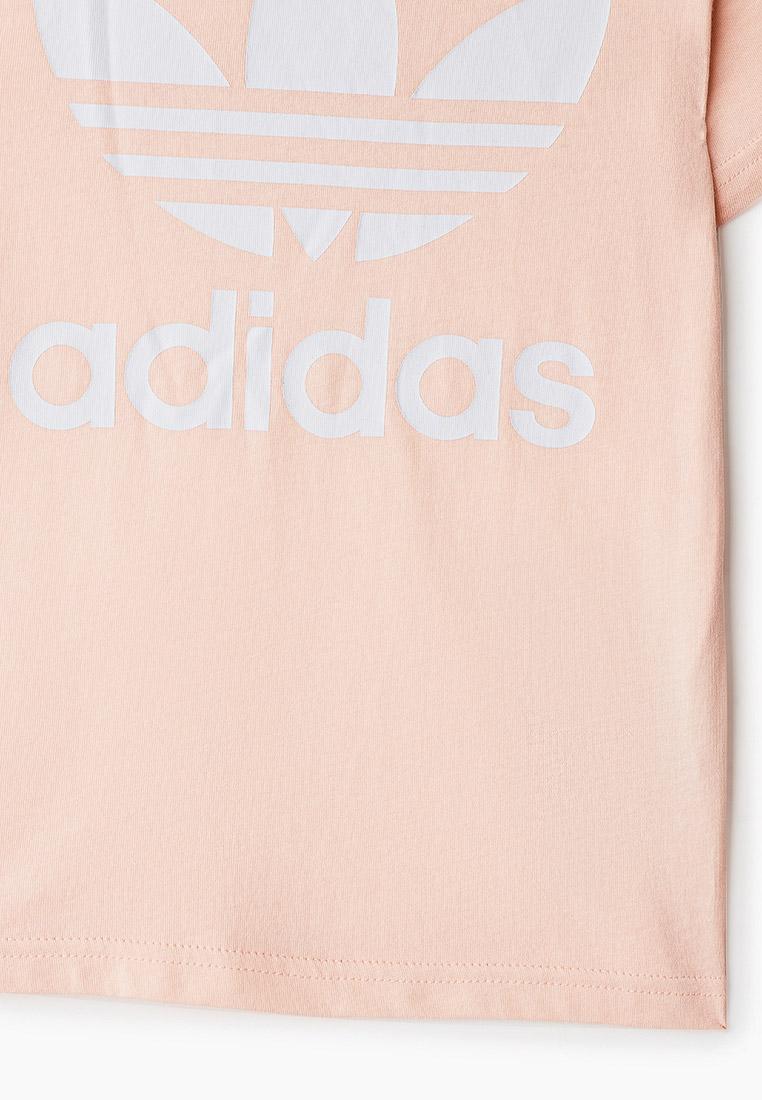 Футболка Adidas Originals (Адидас Ориджиналс) GD2681: изображение 3