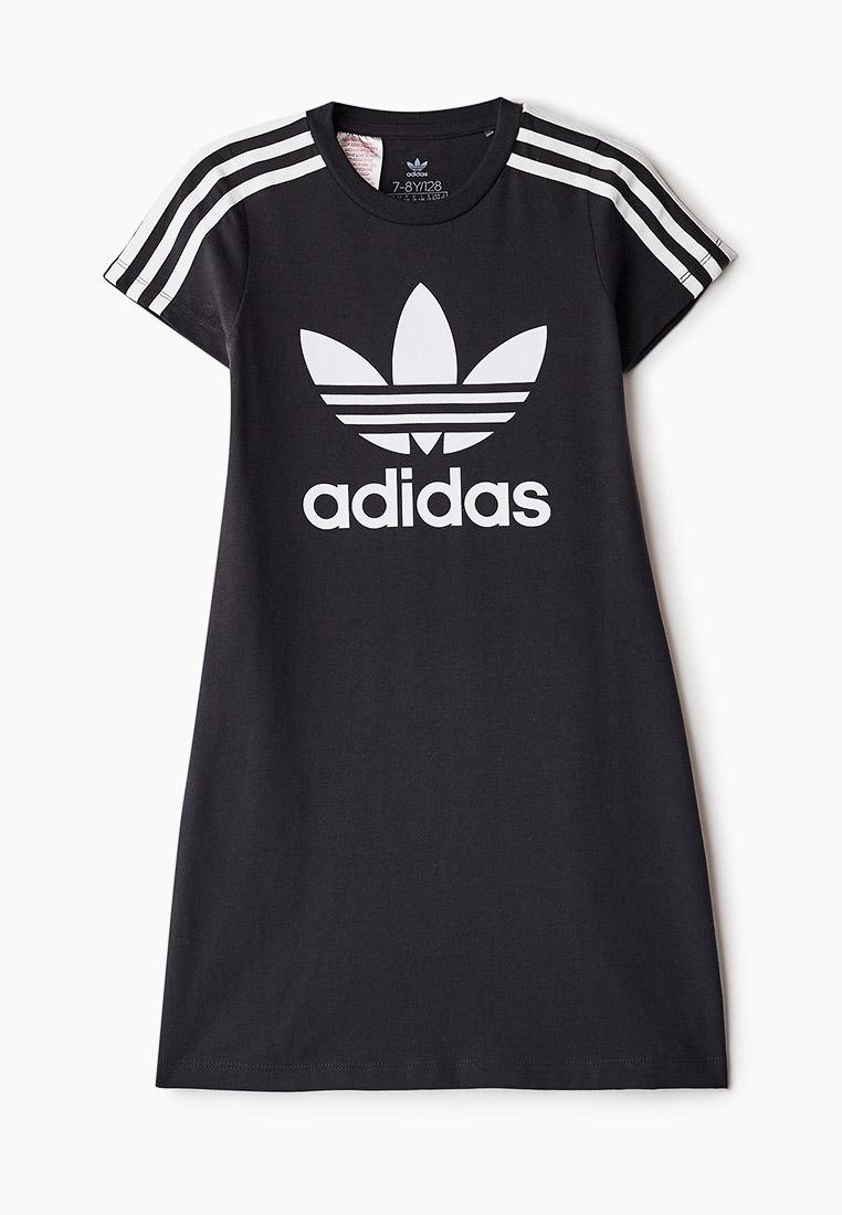 Платье Adidas Originals (Адидас Ориджиналс) FM5653