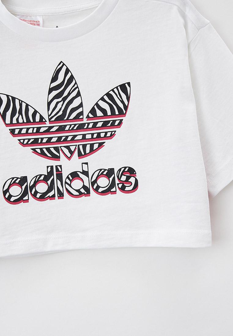 Футболка Adidas Originals (Адидас Ориджиналс) GN2240: изображение 3